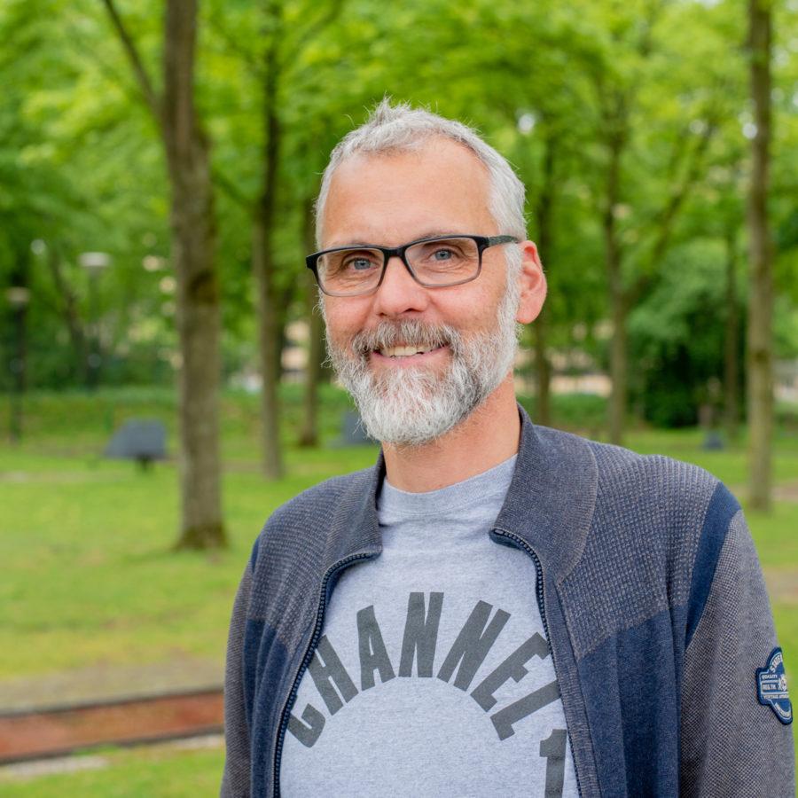 Gerald van den Hurk, 52 jaar